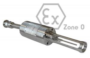 Viscosimetro MIVI de Sofraser Atex  zone 0